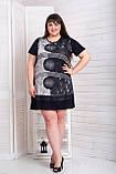 Платье женское цвет Бордовый, Черный, Синий, фото 2