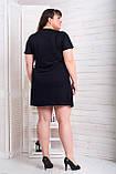 Платье женское цвет Бордовый, Черный, Синий, фото 7