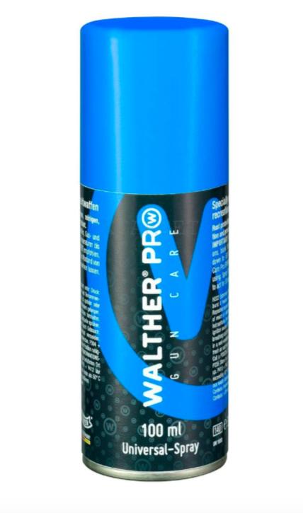 Оружейное масло WALTHER Gun Care PRO 100ml