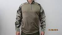 Тактическая рубашка (убакс)  A-TACS AU, фото 1
