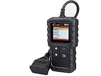 Автомобильный OBD2 сканер X431 Creader 3001