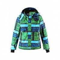 Куртка зимняя Reima Reimatec Active Wheeler 531361B, цвет 8401 ReimaGo - горнолыжная серия
