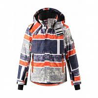 Куртка зимняя Reima Reimatec Active Wheeler 531361B, цвет 0791 ReimaGo - горнолыжная серия