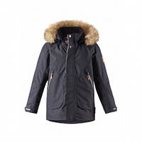 Куртка-парка зимняя для мальчика Reima Outa 531373, цвет 9510