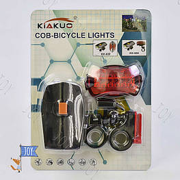 Набор светодиодных фар для велосипеда С 34574 (120) на листе