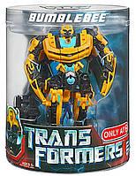 Эксклюзивная игрушка Бабмблби с оружием  - Bumblebee, All Spark, TF1, Hasbro