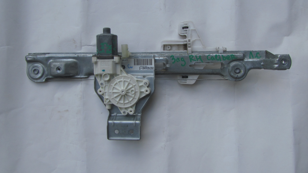 Механизм стеклоподъемника  задней правой двери(в сборе c приводом) Dodge Caliber 5179962AA