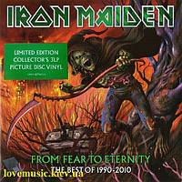 Вінілова платівка IRON MAIDEN From fear to eternity The best of 1990–2010 (2011) Vinyl (LP Record)