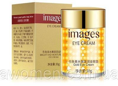 Крем для глаз Images Gold Eye Cream 30g