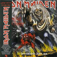 Вінілова платівка IRON MAIDEN The number of beast (1982) Vinyl (LP Record)