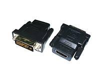 Переходник HDMI(мама)/ DVI24+1(папа)