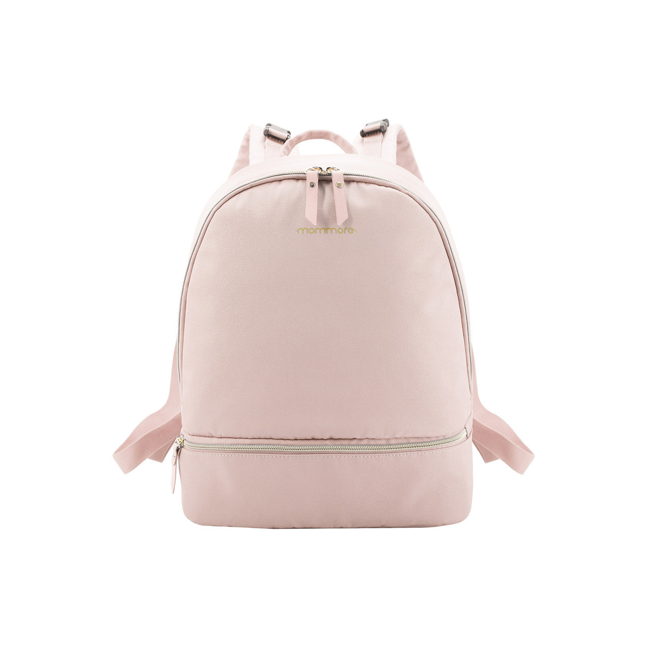 Рюкзак для мамы  розовый Mommore