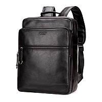 Городской мужской рюкзак POLO Черный, фото 1