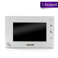 Kocom KCV-A374 цветной домофон