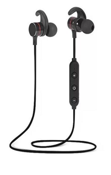 Беспроводные Bluetooth (Блютуз) Наушники с Магнитным ВКЛЮЧАТЕЛЕМ/ВЫКЛЮЧАТЕЛЕМ Вакумные SMART S3