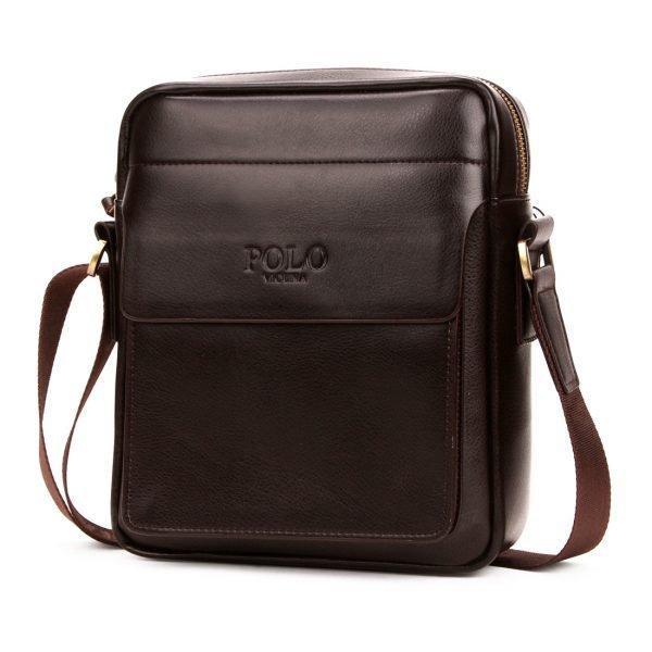 Повседневная деловая мужская сумка,поло