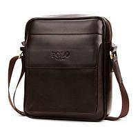 Повседневная деловая мужская сумка,поло, фото 1