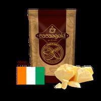 Натуральное какао масло, ТМ Gerkens Cacao, 250гр.