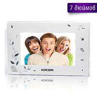 Kocom KCV-A374LE домофон цветной