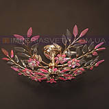 Люстра хрустальная припотолочная IMPERIA восьмиламповая LUX-450553, фото 2