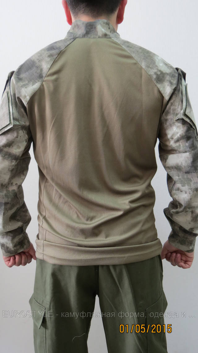 купить тактическая рубашка UBACS A-TACS AU
