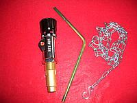 Термостатический регулятор тяги Regulus RT3 для твердотопливного котла