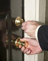 Открыть гаражную дверь отмычкой