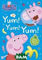 Yum! Yum! Yum! Sticker Activity Book