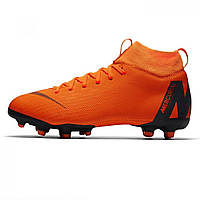 d44430c7 Бутсы Nike Mercurial Superfly Academy Junior FG Orange/Black - Оригинал