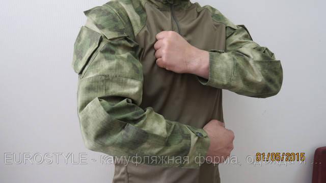 Тактическая рубашка Atacs fg