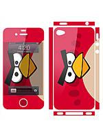 Наклейка на айфон 4 / 5 Angry Birds