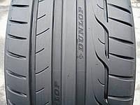 Шины б/у 225/45/17 Dunlop