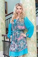Женское летнее платье  трансформер Секрет