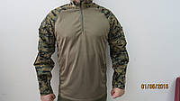 Тактическая рубашка, убакс Marpat Woodland