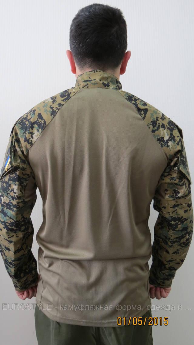 Тактическая рубашка убакс MARPAT Woodland купить