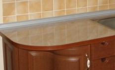 столешница к кухне Юля