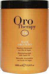 Восстанавливающая маска Fanola Oro Therapy Oro Puro Mask, 100 мл+ тара