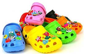 """Выбираем детские Crocs (кроксы) для детей от тм """"Vitaliya""""."""