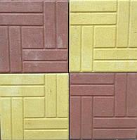 «Паркет» — благодаря своим универсальным качествам формы является отличным покрытием для площадей любого размера.