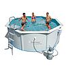 Сборный бассейн Bestway Hydrium 56571 (360x120) с картриджным фильтром