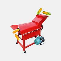 Очиститель початков кукурузы с молотилкой (400 кг/час; 1,5 кВт)
