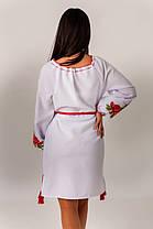 Женское вышитое платье , фото 3