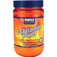 Глютамин L-Glutamine Powder (454 g)