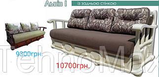 Диван и кресла под заказ с задней стенкой сублимация Львов №174