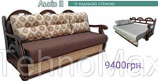 Диван и кресла под заказ с задней стенкой сублимация Львов ІІ №175