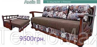 Диван и кресла под заказ с задней стенкой сублимация Львов ІІІ №176