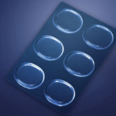 Клейкие подушечки на болезненные мозоли, модель LS-06