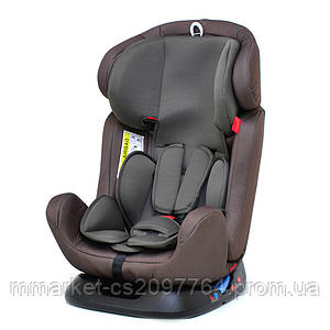 Автокресло CARRELLO Quantum CRL-11803 Iron Black
