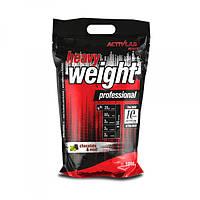 Гейнер Heavy Weight Professional (5 kg ) поврежденный товар !!