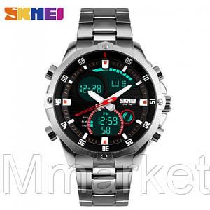 Часы мужские Skmei Silver